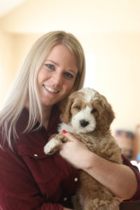 Rachel Cranfill, CO-OWNER SWINGING GATE LABRADOODLES